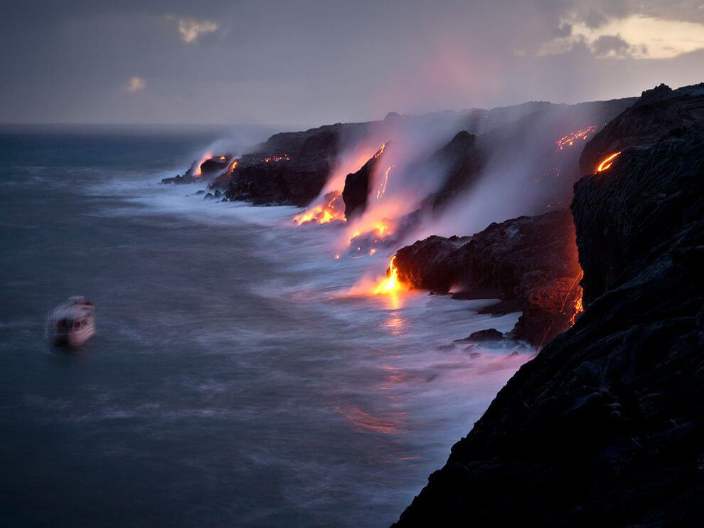 vulcano big island Hawaii