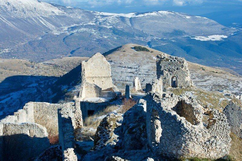 Borgo di Rocca Calascio