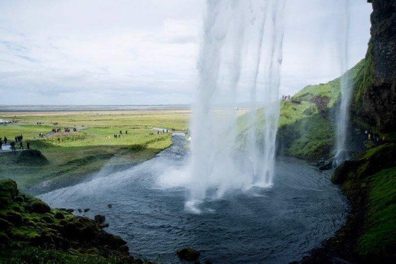 Seljalandsfos - Islanda